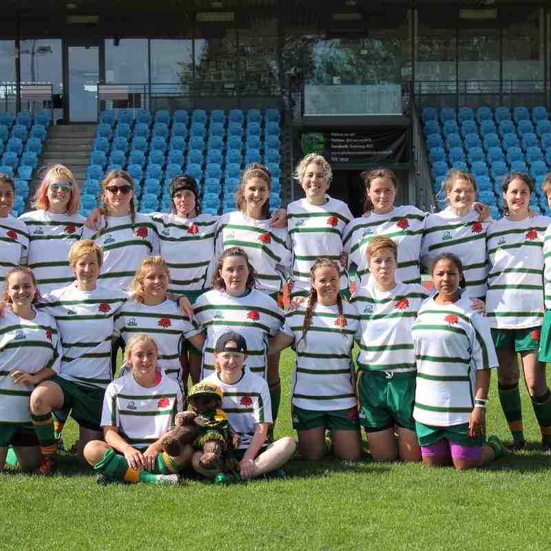 Women's match reports 2016/17