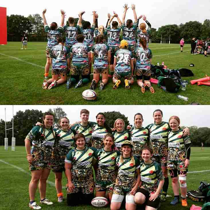 Barnes Ladies Inaugural 7's Tournament