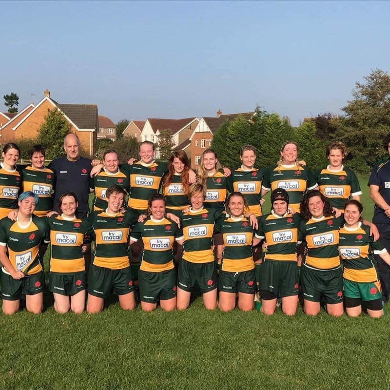 First round of the RFU Women's Intermediate Cup done and dusted