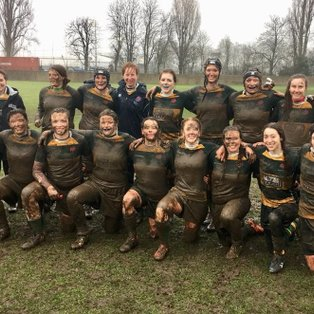 Barnes Ladies vs Hackney Ladies - 20th January 2018