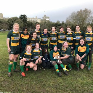 Windsor Dames vs Barnes Ladies - 11th February 2018