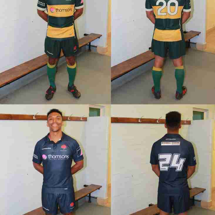 Barnes 1st XV squad kit for the 2018/19 season