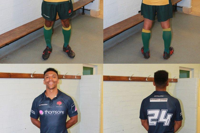 Barnes 1st XV squad kit for the 2018/19 season
