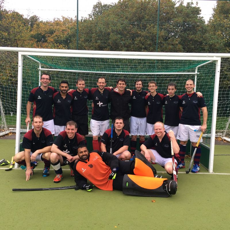 Men's 2nd XI lose to Leatherhead 1s 3 - 1