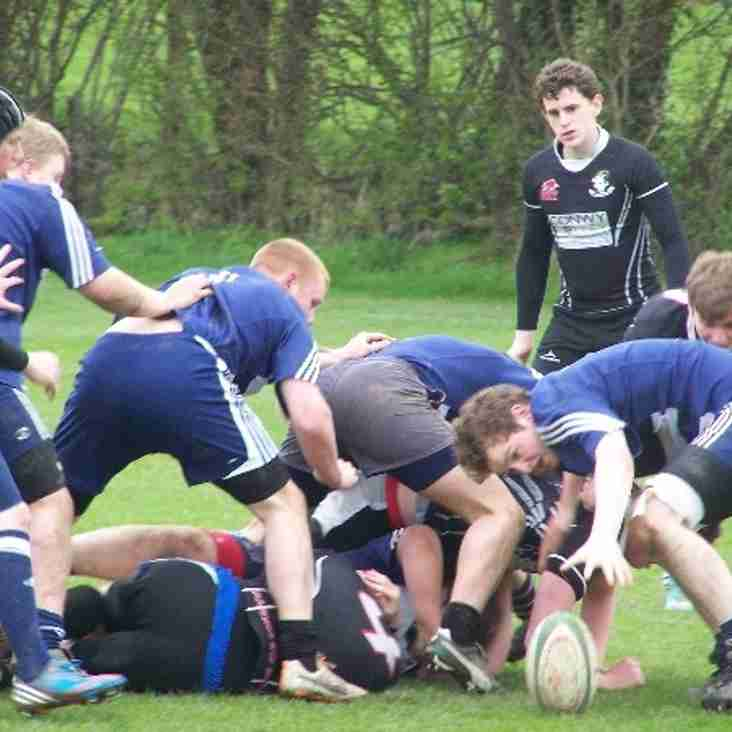 Results for Saturday, 12th April