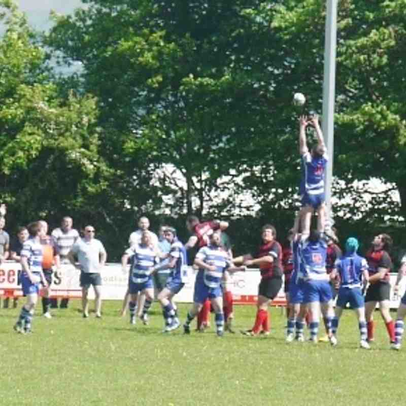 Clwyd Cup Final - Ruthin 2nds v Mold 2nds