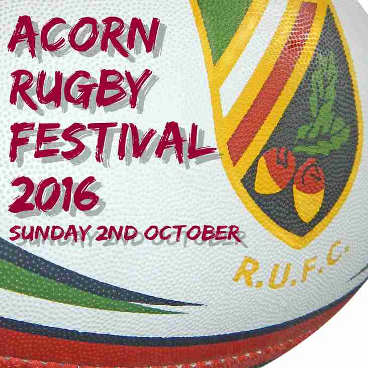 Acorn Rugby Festival
