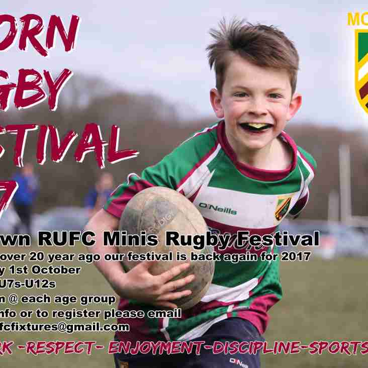 Acorn Rugby Festival 2017