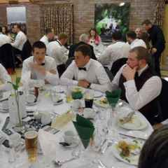 End of Season Dinner 7.5.3016