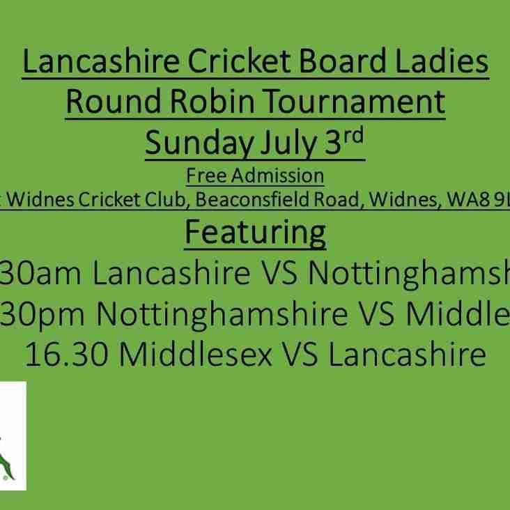 Lancashire Cricket Board Ladies Tournament
