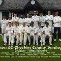 Drawn: Christleton CC - 2nd XI - Oxton CC, Cheshire - 3rd XI Academy