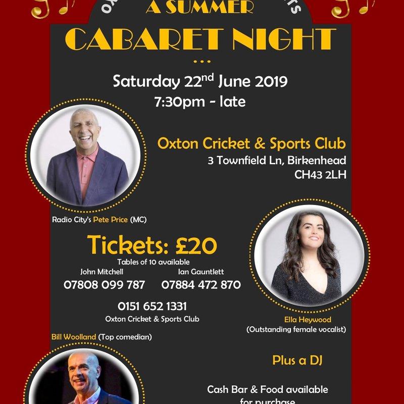 Cabaret Night