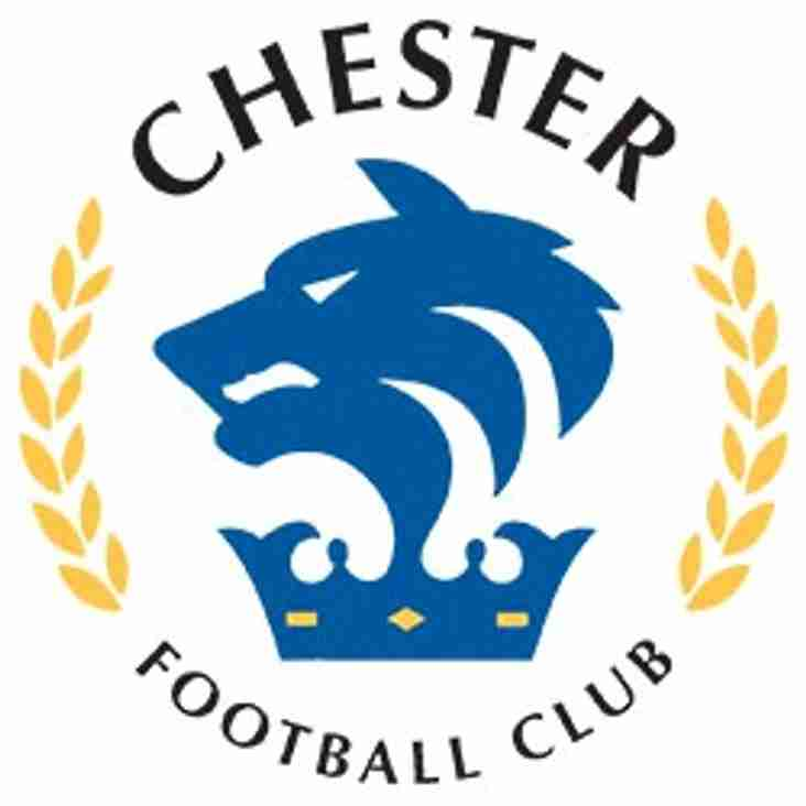 Alabi for Chester