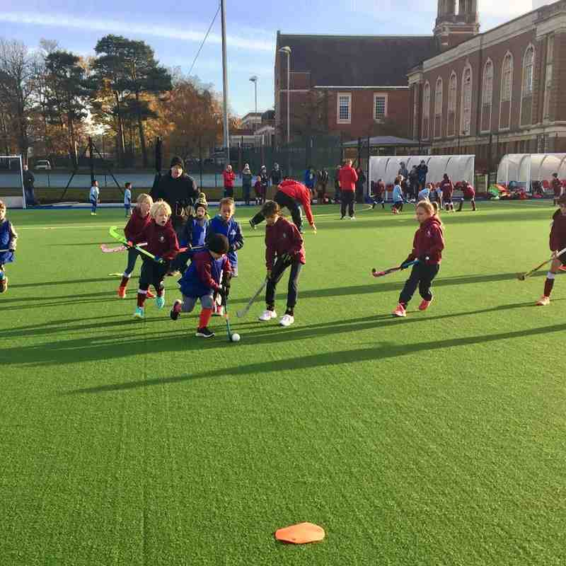 Tournament @ Royal Russell School 19/11/17