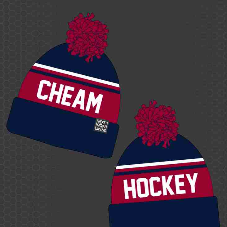 The bobble hats are coming!