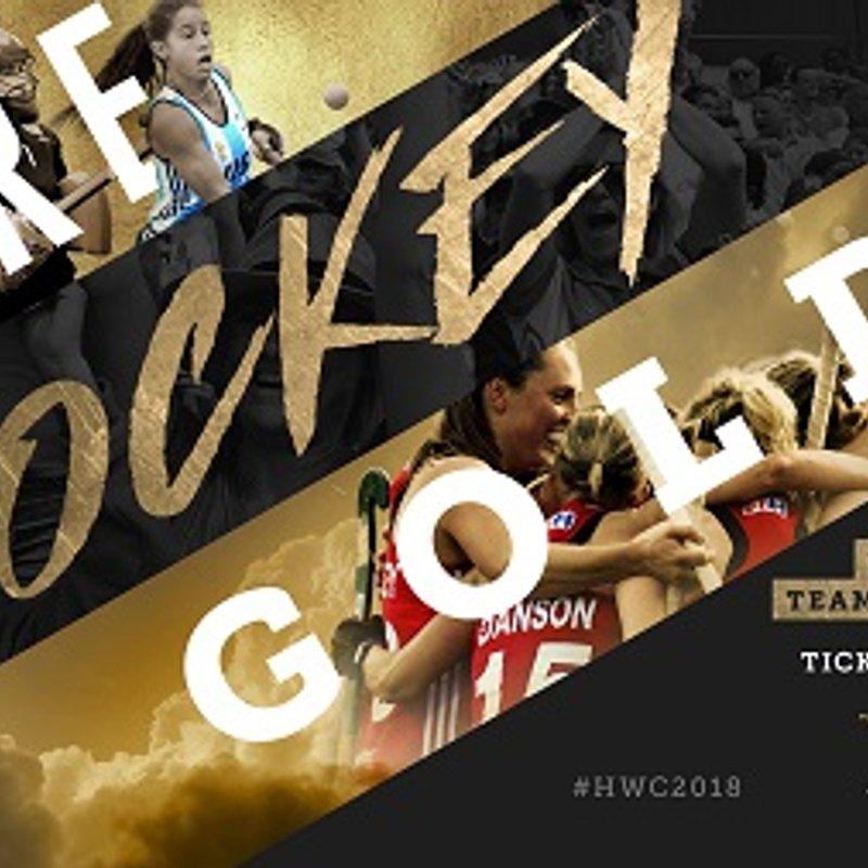 Women's Hockey World Cup ticket exchange