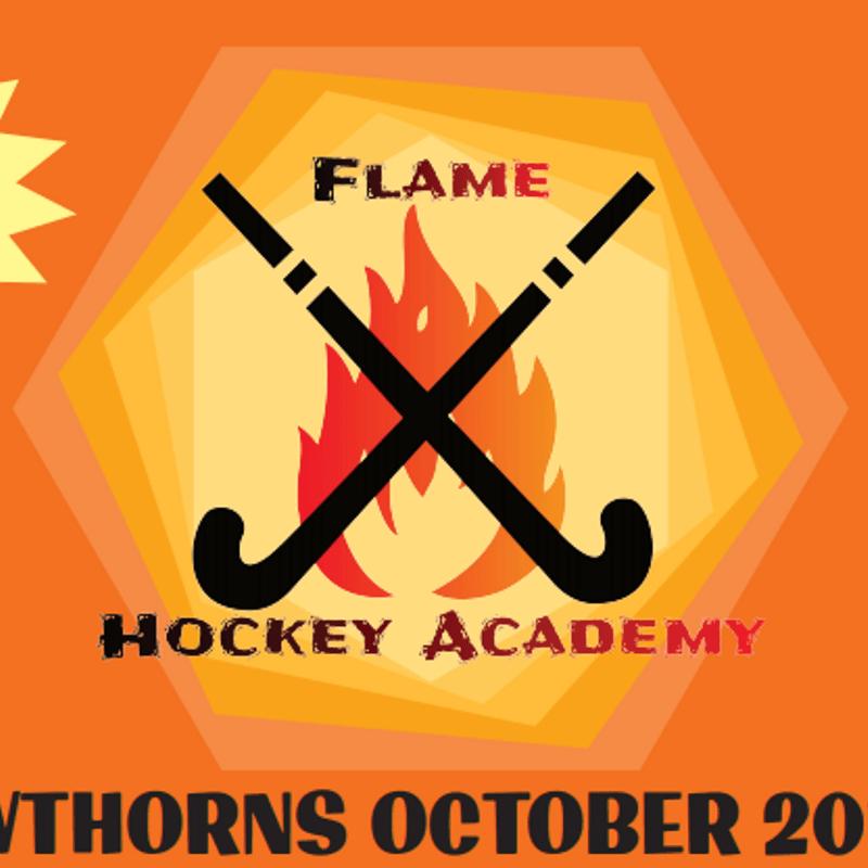 Flame Hockey Academy - half-term camp