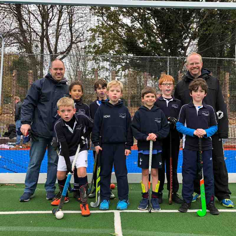 U10Bs tournaments 2018/19