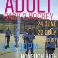 Adult Back 2 Hockey