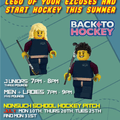 Back2Hockey July & August 2017