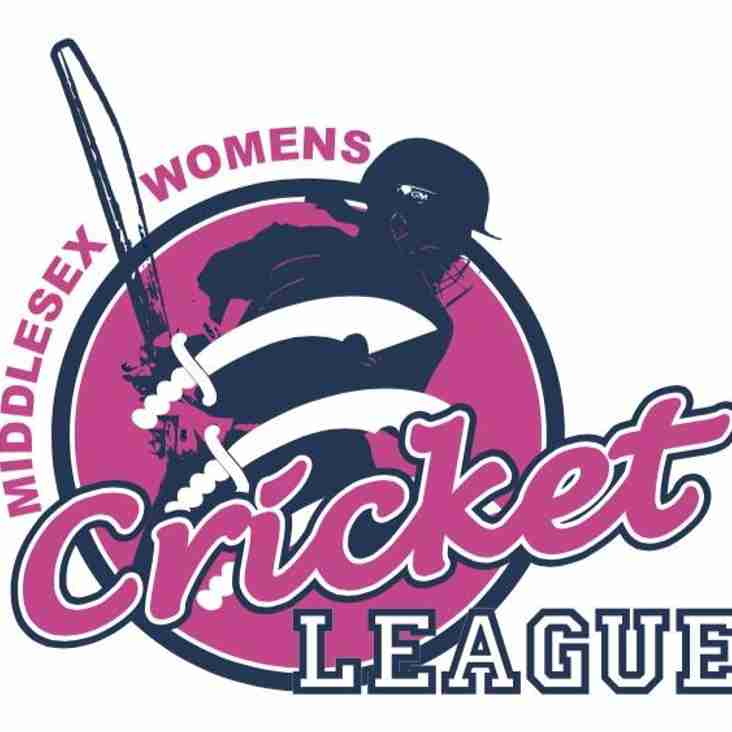 Richmond Ladies XI join the Middlesex Women's Cricket Championship League