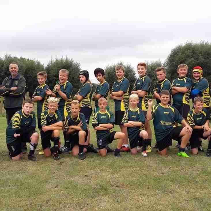 Kalender Rugby Limburg jeugd is bekend