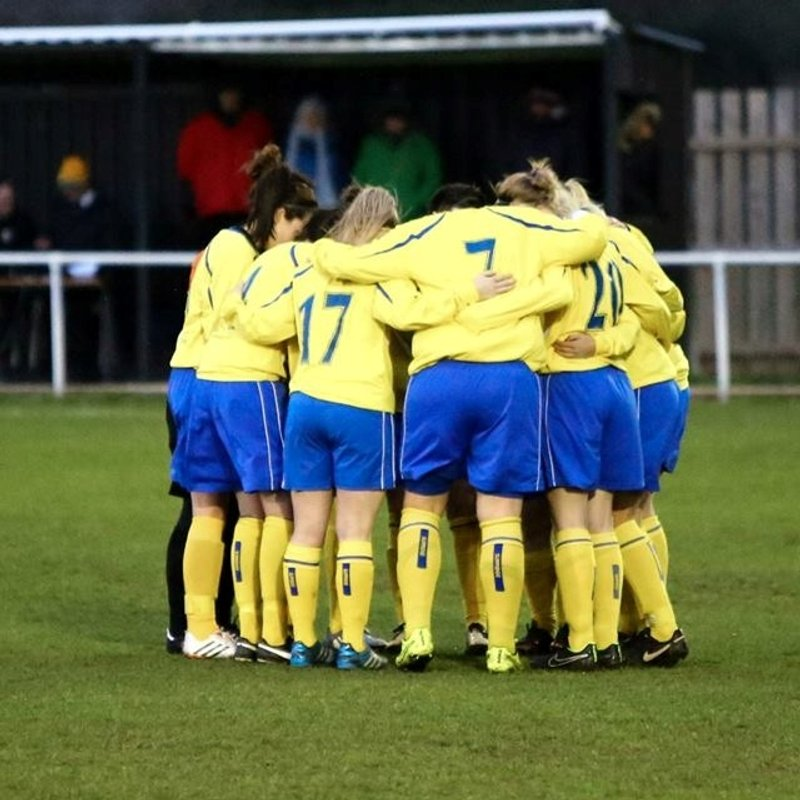 Mansfield Town Ladies FC lose to Kettering Town women 2 - 1