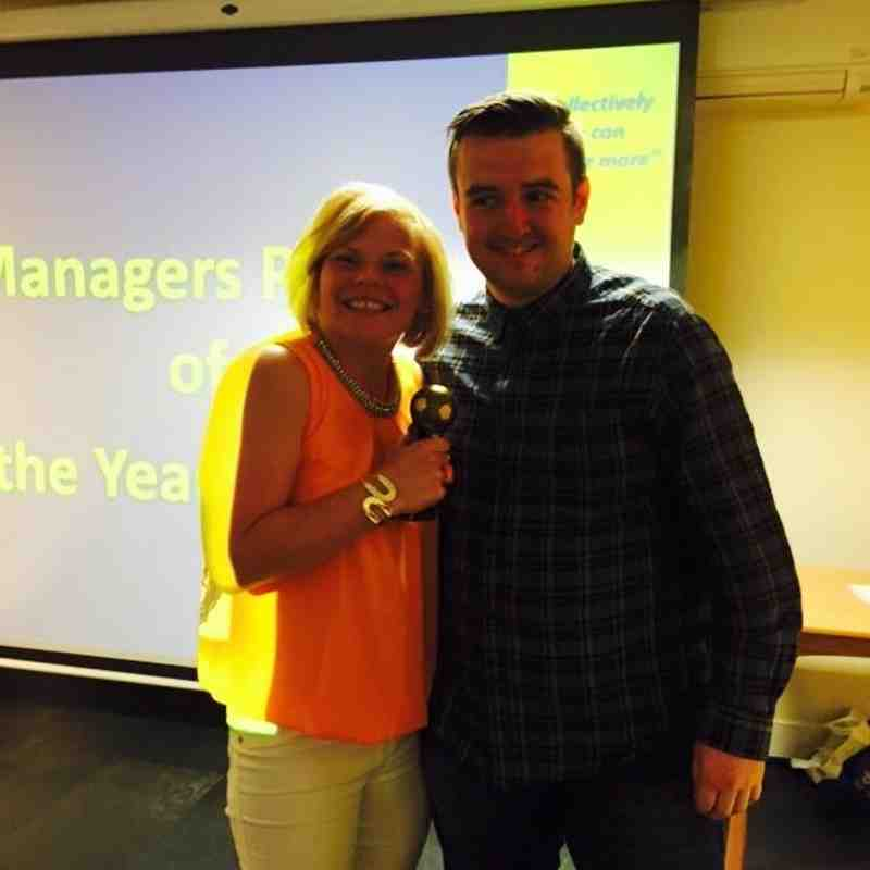 MTLFC Presentation Night 2014-2015