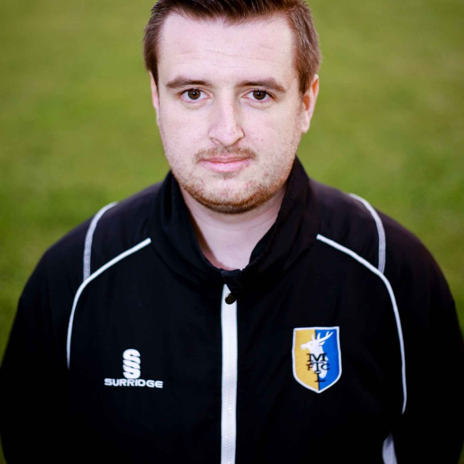 Manager Lewis Saxby departs the club