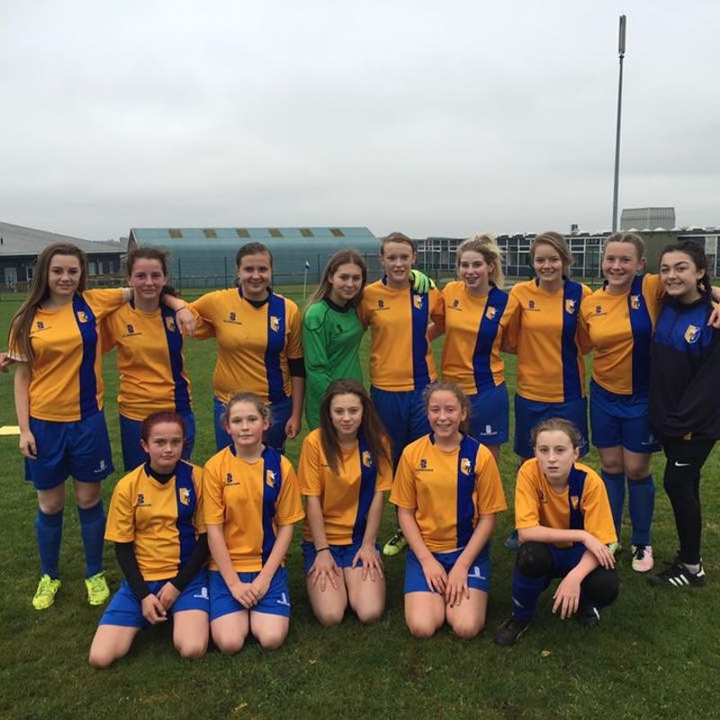 Mansfield Town Ladies U14's lose to Gedling Southbank U14 4 - 0