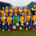 Mansfield Town Ladies U15's lose to Sandiacre Town U15