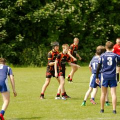 Hawks vs Illingworth U14's