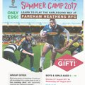 Quins Summer Camp at Fareham Heathens