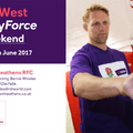 NatWest Rugby Force Weekend 24th & 25th June 2017