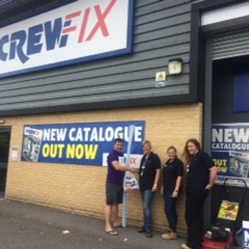 Screwfix add the power!