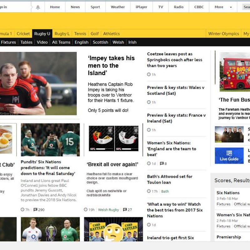 Heathens make the BBC News!