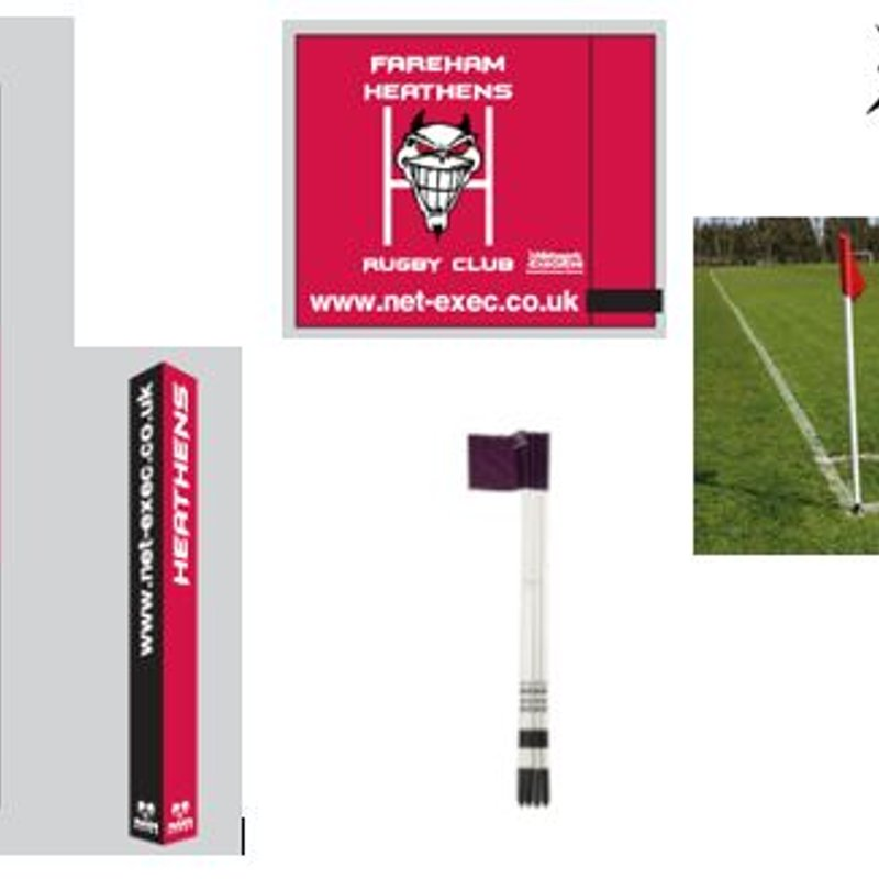 New pitch marking set for Fareham Heathens