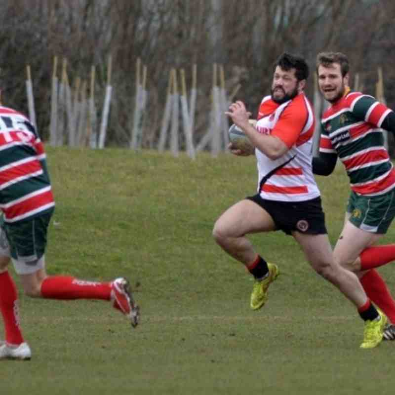 Chesterfield 1st XV vs. Lincoln 1st XV
