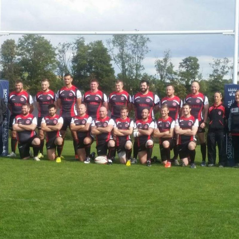 1st XV lose to Bakewell Mannerians 85 - 0