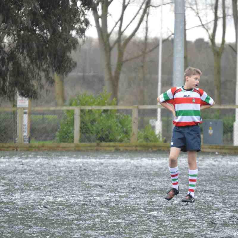 Under 13 v Bowdon - 17th January 2016