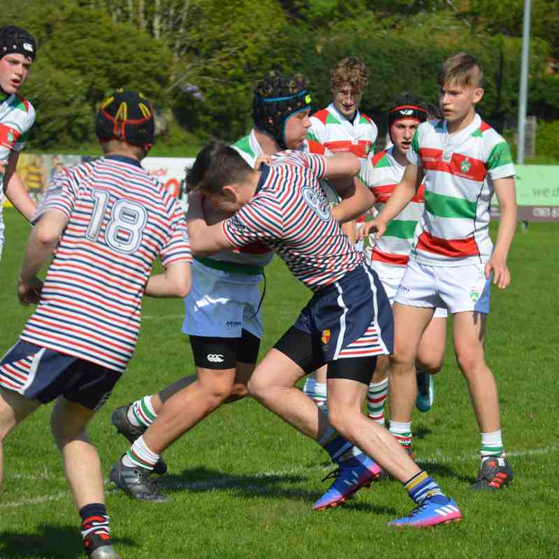 cheshire cup final 6th May 18