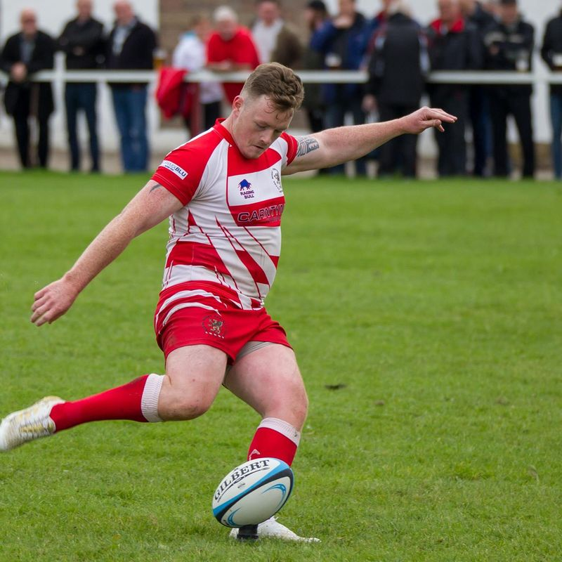1st XV Match Report V Grangemouth