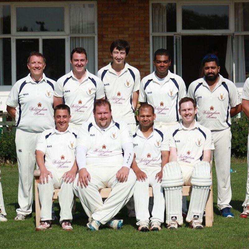 Shepperton Cricket Club vs. Staines & Laleham Cricket Club