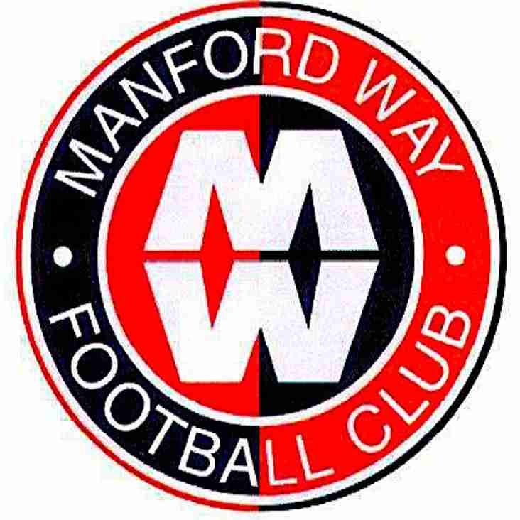 Three in through the door at Manford Way