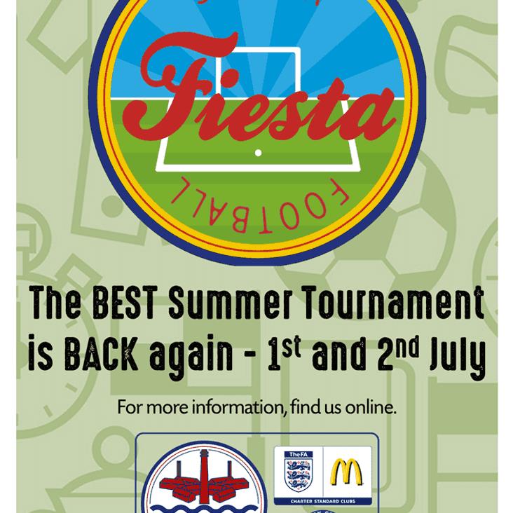 2017 Summer Football Tournament