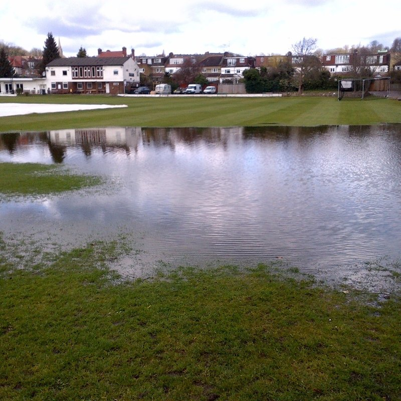 Midd Waterlogged - Changes to Junior Practices on 14/15 April