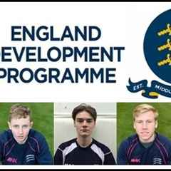 Ethan Bamber selected to play in England Development Under 17 Competition