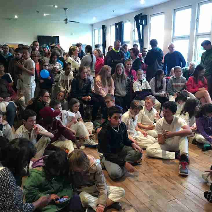 Midd Club Day defies weather