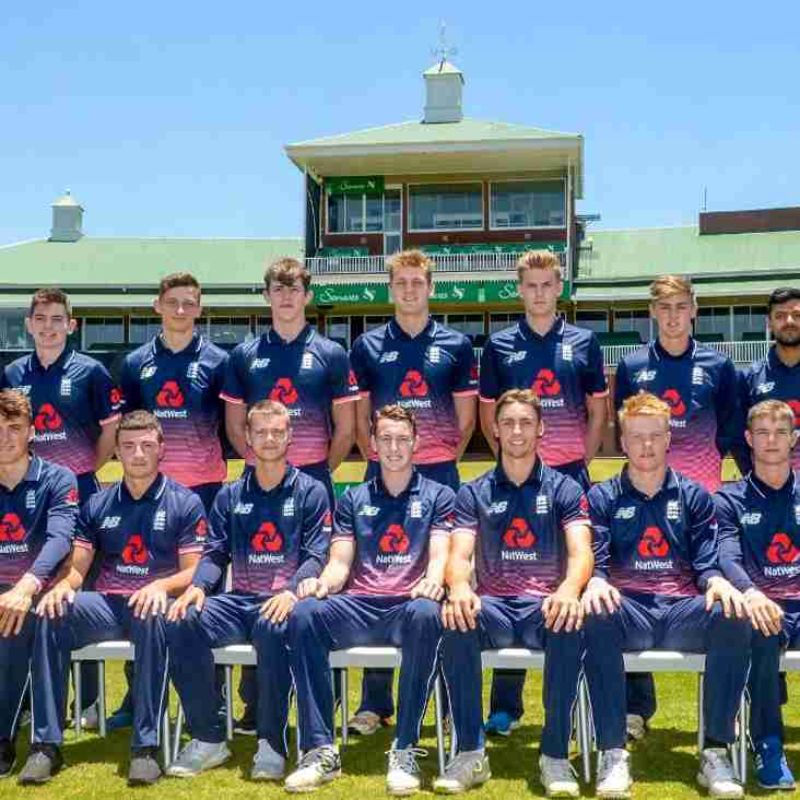 Midd stars feature as England U19s win four from four in S Africa