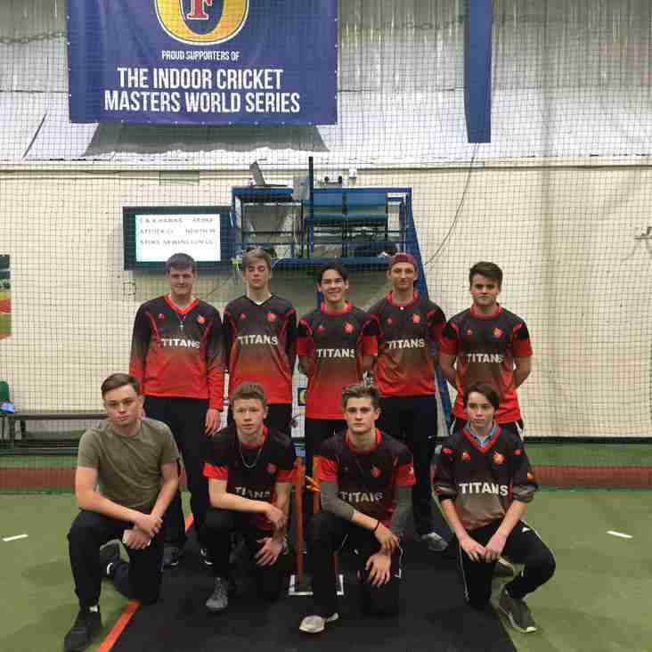 North Midd win National Indoor U17 in Birmingham (updated)